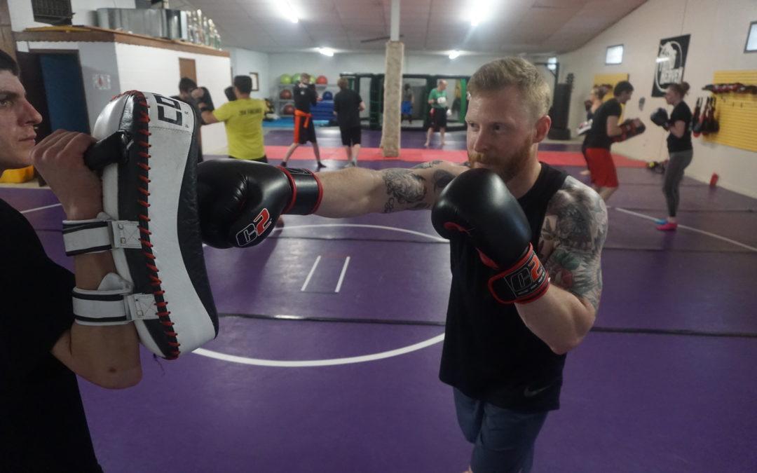Ranked Kickboxing